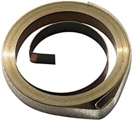 F-MINGNIAN-SPRING 1pc 10-18cm de Rechange en Acier /à Ressort for Circulaire Trampoline Mod/èle Kits de Construction Taille : Springs Buckle 10pc