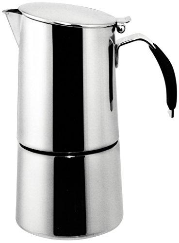 Ilsa Omnia - Cafetera Espresso para Inducción, para 6 Tazas