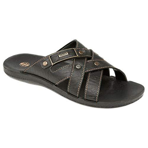Sandalias de verano con correas cruzadas para hombre, informales, para playa, piscina, jardín, uso...