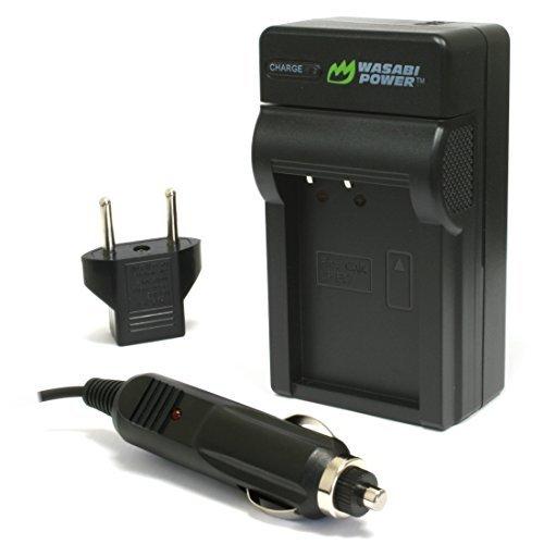 Wasabi Power Akku und Ladegerät für Canon lp-e17