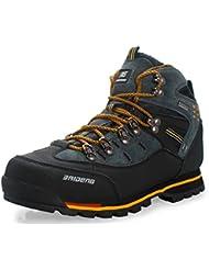 b78778216 GNEDIAE para Hombre Botas de Senderismo Impermeables de Ocio al Aire Libre  Zapatos de Deporte Zapatillas