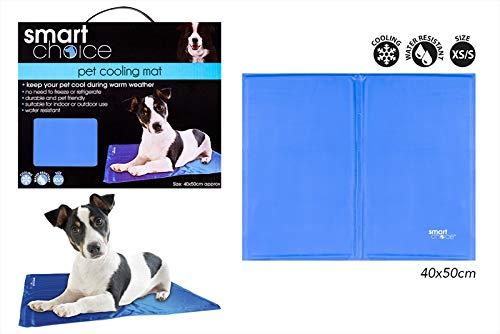 SmartChoice Brand New medie dimensioni tappetino di raffreddamento Pet no more over riscaldamento 40x 50cm