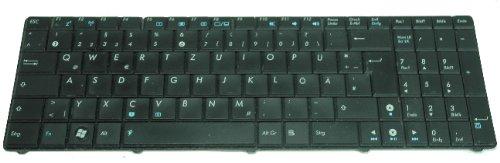 ASUS 04GNV91KGE00-2 Tastatur Notebook-Ersatzteil - Notebook-Ersatzteile (Tastatur, ASUS, Schwarz, K50, K51, K61, K70, P50)