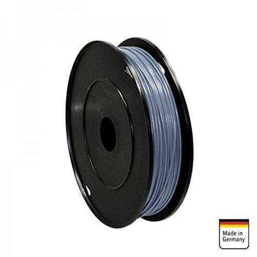 AMPIRE Installationskabel grau 1mm², 120m Rolle, Kupfer