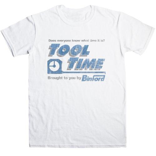 Refugeek Tees - Herren Tool Time T Shirt - XX-Large - - Tv Neueste
