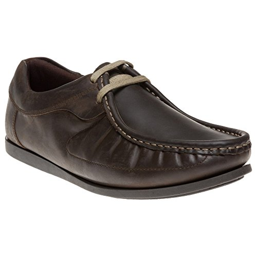 Base London Cooper Herren Schuhe Braun Braun
