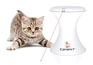 FroliCat Dart Automatic Laser Toy for Cats and Dogs by SPOVQ