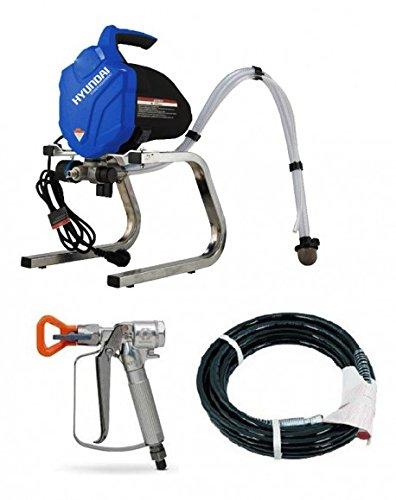 Airless-pumpe (Hyundai hsp200Pumpe Airless, 650W, blau)