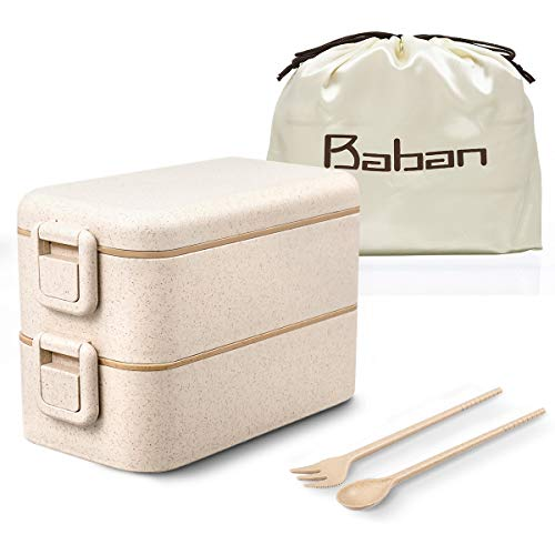 Baban Lunch Box, bento Box/Scatole