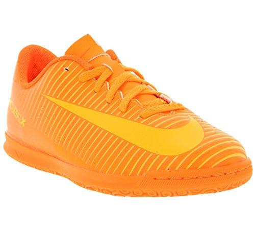 Nike 831953-888, Chaussures de Football en Salle Mixte Adulte Orange