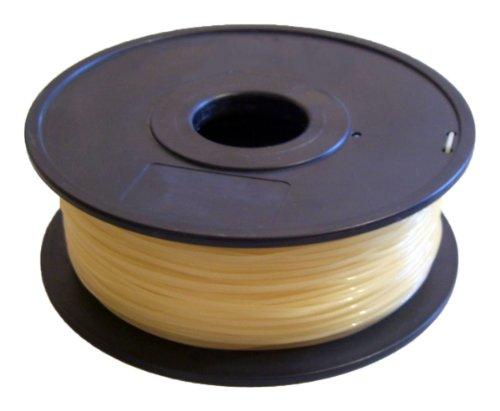 Wasserlösliches PVA-Filament, 1,75mm, 0,5kg Rolle, Material für 3D Drucker, in wiederverschließbarem, luftdichtem Beutel -