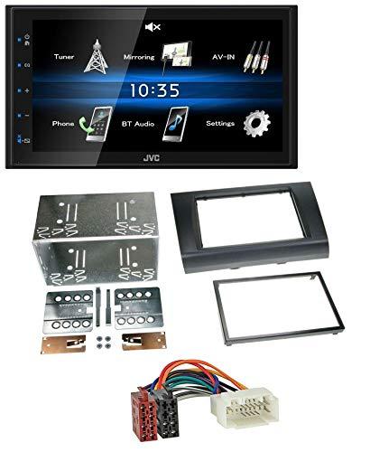 4BT 2DIN Bluetooth MP3 AUX USB Autoradio für Suzuki Swift (2005-2010) ()