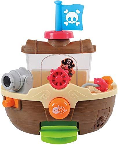 Playgo 1932 - Piratenschiff Spielzeug für die Badewanne ab 6 Monate