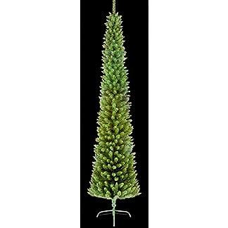 Cleva® Árbol de Navidad verde 2 m de pino de Navidad [Pike & Co.® XM17_603]