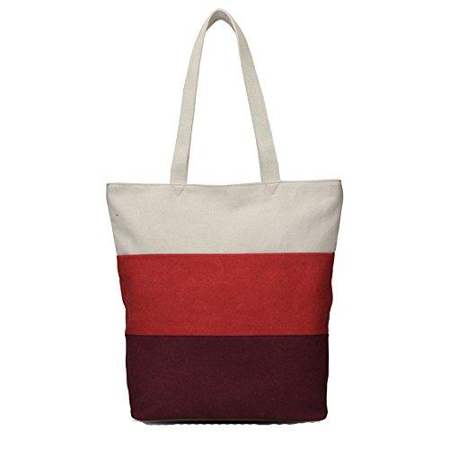 Anne , Damen Tote-Tasche weiß weiß1 Weiß4