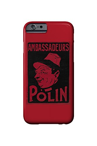 polin-vintage-poster-france-c-1905-iphone-6-cell-phone-case-slim-barely-there