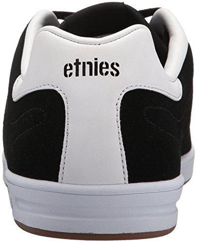 Negro Goma Blanco Callicut Goma Ls Negro Negro Etnies 4EAFRfwq84