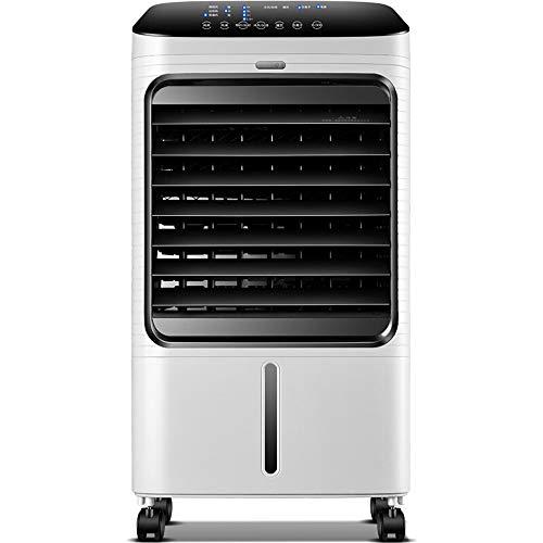 Aire acondicionado ventilador hogar de control remoto ventilador de enfriamiento móvil pequeño...