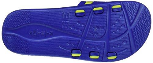 Beppi Unisex-Erwachsene Slipper 2146620 Flip-Flops Blau