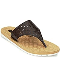 RIMEZS Slip On Casual Sandals for Women