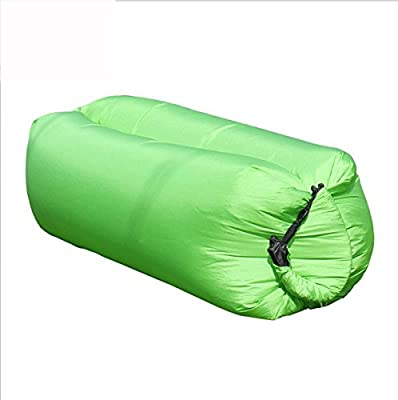 Inflatable Sofa Lounger,Sleeping Bag,Portable Air bed and sofa,Laybag,Couch Bed for Outdoor,Indoor,Camping,Sport,Beach-Multicolors - inexpensive UK light store.