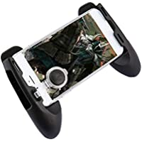 Drumstone Smart Portable Mobile Phones Gaming Controller Handle Gamepad for Pubg Fortnite and Other Games Controlling…