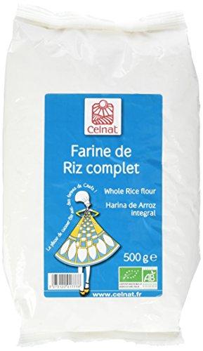 Farine de riz complet Bio 500g