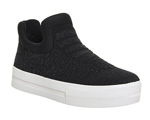 Ash Chaussures Jaguar Baskets Noir Femme Noir