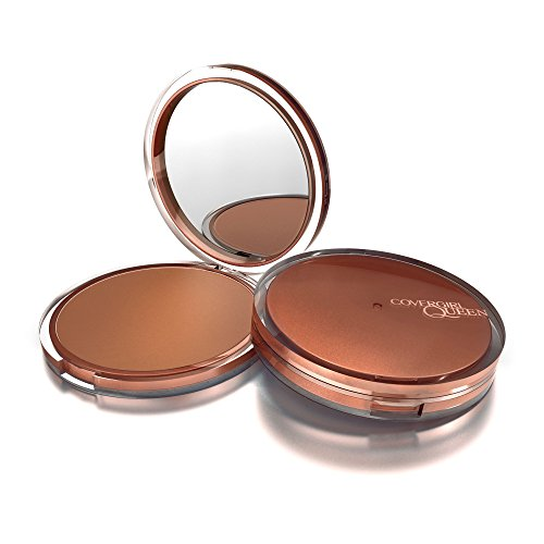 COVERGIRL - Queen Natural Hue Minerals Bronzer Brown Bronze - 0.39 oz. (11 g) - Cover Girl Bronzer