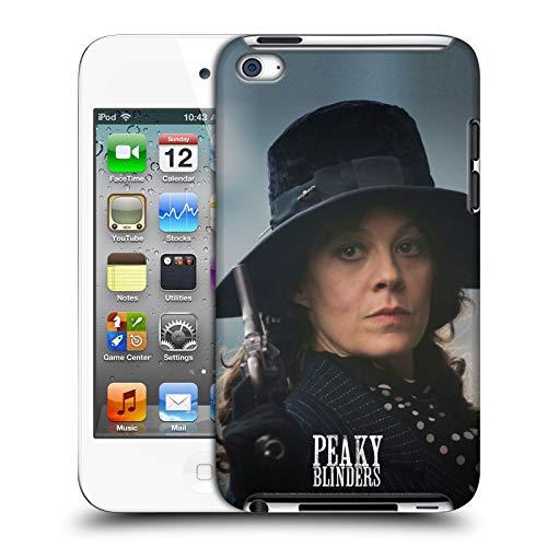 Head Case Designs Offizielle Peaky Blinders Polly Gray Darsteller Harte Rueckseiten Huelle kompatibel mit Apple iPod Touch 4G 4th Gen Gray 4g Ipod
