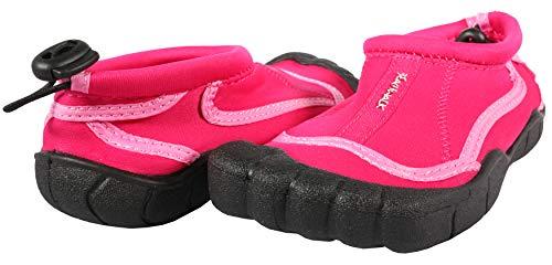 Ultrapower Aqua-Schuhe | Bade-Schuhe | Pool-Schuhe | Strand-Schuh | Wasser-Schuhe | Fuchsia 33 Fuchsia Damen Schuhe