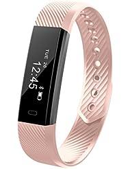 FEITONG Smart Bluetooth Armband Schrittzähler Fitness Tracker für Android IOS