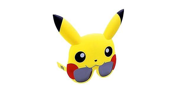 Sun-staches–Pokémon Pikachu Lunettes de soleil Adulte Ca385Dly