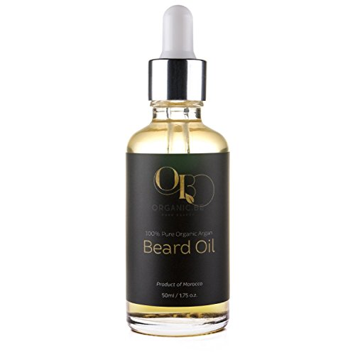 pure argan beard oil for beard grooming hair skin and face 100 pure moroccan argan oil. Black Bedroom Furniture Sets. Home Design Ideas