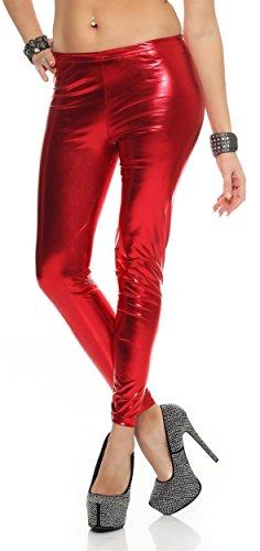 leggings-metallic-latex-wet-look-lack-leder-optik-gr-s-m-l-xl-xxl-3xl-905-xl-42-rot