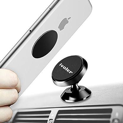 iVoler-2-Stcke-Extrem-Kompakt-KFZ-Handyhalter-Magnetic
