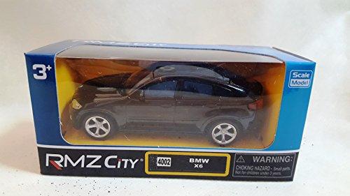 rmz-city-bmw-x6-scala-143-nera