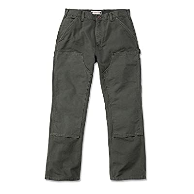 Carhartt Workwear Hose Washed Duck Work Dungaree EB136 Arbeitshose