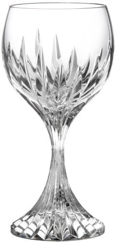 Baccarat Massena American Water Goblet No.1 by Baccarat (Goblet American Water)