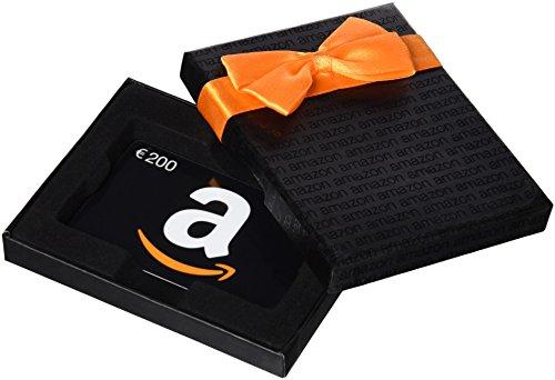 Tarjeta Regalo Amazon.es - 200 Estuche Amazon