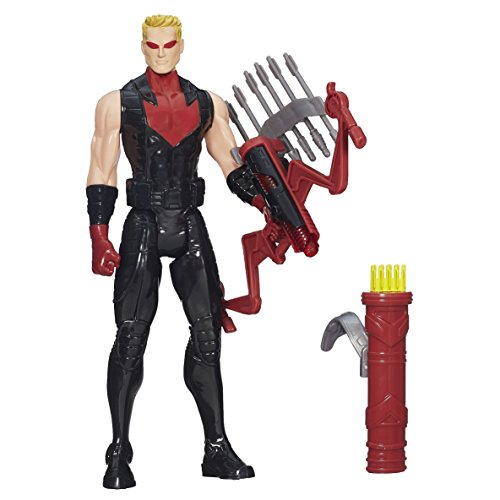 Marvel Avengers Titan Hero Series Lightning Bow Hawkeye Exclusive 30cm Action Figure [Titan Hero Series]