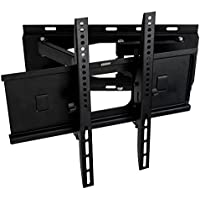 Nemaxx SK05 - Supporto a muro per TV al plasma e LCD 23' / 55', colore: Nero