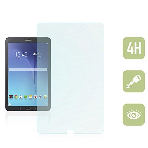 Kristallklare Folie zum Displayschutz für Samsung Galaxy Tab E 9.6 [passend für Modell SM-T560, SM-T561] -