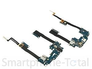 NG-Mobile Original HTC ONE MAX Obere Platine board Elektronik Ein Aus Schalter Mikrofon Kopfhörer Buchse