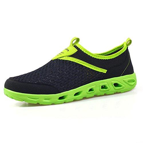 les hommes sont des chaussures de maille/Chaussures de sport respirant/Chaussures de course de maille H
