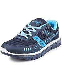 Columbus L-7003 Mesh Sports shoes, Walking shoes, Outdoor Multisports shoes for Women (5 UK, NBlueSky)