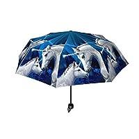 Nemesis Now Umbrella Unicorn Sacred Love