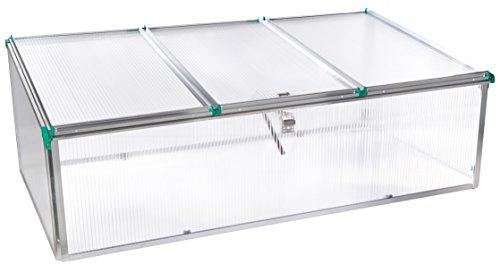 Juwel Premium Frühbeet Biostar 1500 (Beet mit Thermohohlkammerplatten und Fensterautomat, 150 x 80 x 50 cm) 20150