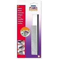 Staedtler Fimo Accesoires 8700 04 herramientas. Cuchillas para cortar pasta para modelar. Set de 3 cuchillas diferentes.
