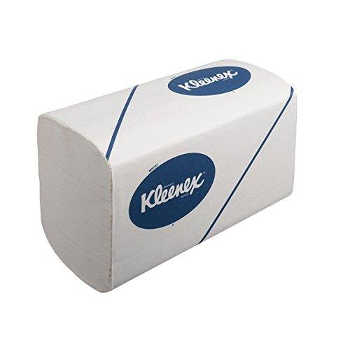 KLEENEX® Handtücher Ultra Super-Soft /6761 21,5x31,5cm weiß Inh.2.400 Tücher